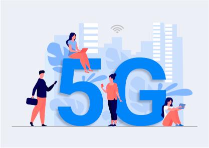 Pessoas próximas à palavra 5G